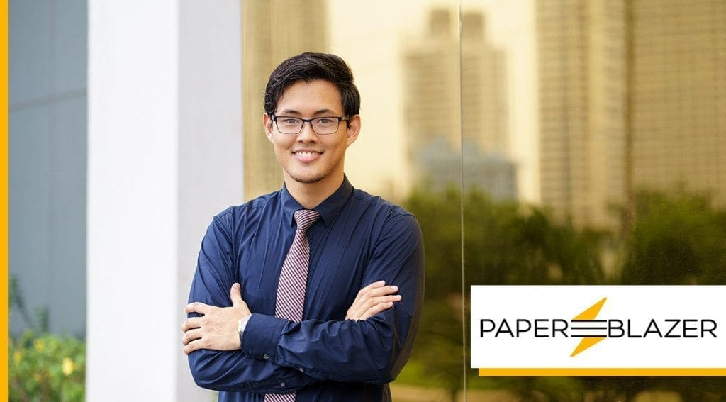 PaperBlazer Proofreading - Chinese Job (Hong Kong)