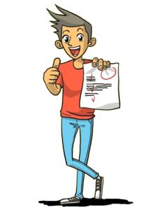 academic editing good writing grades