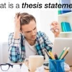"Thesis Statement Basics: ""What is a Thesis?"""